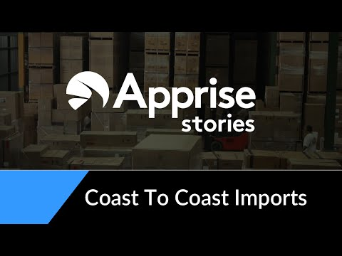 Apprise Stories - Coast to Coast Imports