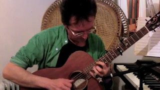 Chris Moore - Rosewood guitar instrumental