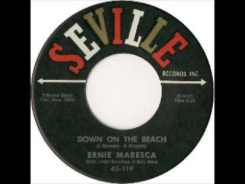 Ernie Maresca - Down On the Beach (1962)