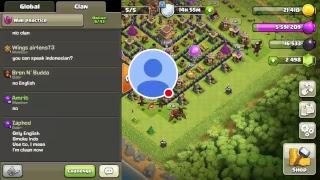 My Clash of Clans Stream