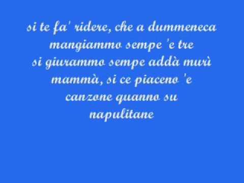 Gigi D'Alessio - Fotomodelle un po' povere