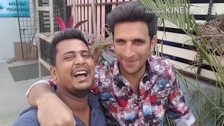 #Kiraak #Hyderabadiz on shooting vlog