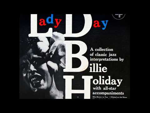 Billie Holiday- Lady Day (1954) (Full Album)