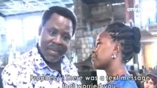 scoan 01 05 16 prophecy time deliverance with tb joshua part 2 3