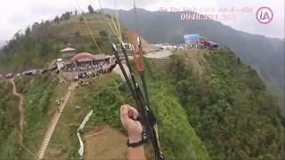 Trải Nghiệm Bay Dù Lượn Ngắm Mù Cang Chải Từ Trên Cao - 0902.125.369