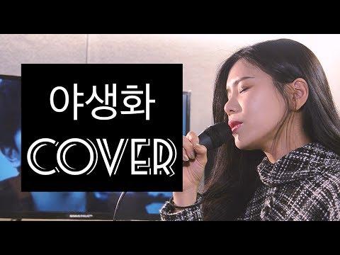 박효신 - 야생화 +4key 여자버전 커버 COVER BY NIDA