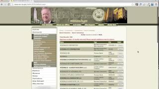 Louisiana Secretary Of State Corporations Database Search ...