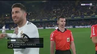 Вильярреал - Реал Мадрид (2-2) Обзор Матча Яркие Моменты 03.01.2019