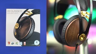 معاينة سماعات 99 Classics من Meze | مصنعية فخمة و أداء جيد