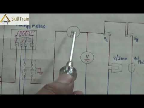 simple house wiring hindi youtube rh youtube com house wiring book in hindi pdf house wiring in hindi video