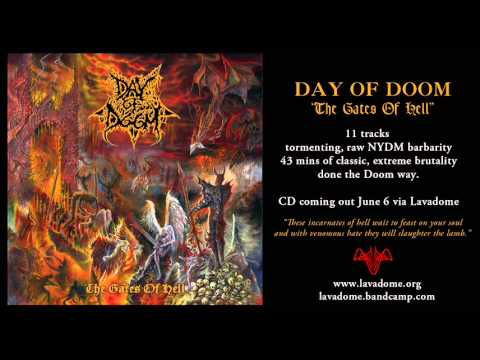 DAY OF DOOM - Slaughter Of The Lamb