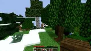 Тест FPS в Minecraft с Fraps [RUS] [HD]