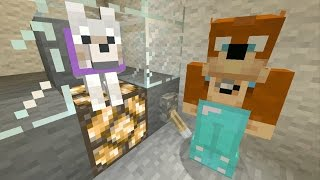 Minecraft Xbox - Glass Elavator [285]