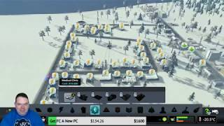 Cities:Skylines  Snow Day & Mass Transit DLC  on Xbox FC Plays