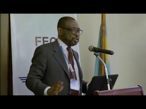 Conférence sur l'Énergie en RD Congo 2017 - Max Munga