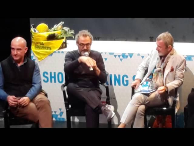 Massimo Bottura a Pisa per Internet Festival