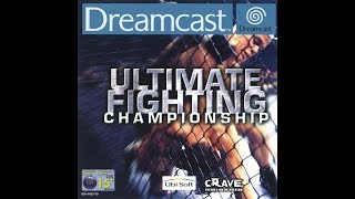 Ultimate Fighting Championship (Dreamcast) - Game Play