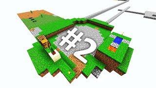 Minecraft Создание Мира #2 - Что Построит Подписчик?