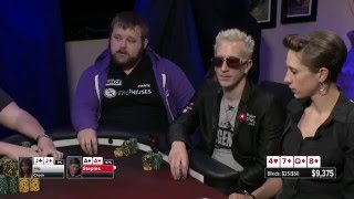 Poker Night in America | Season 4, Episode 3 | Twitch Celebrity Cash Game | Part 3 - The Kissing Bet