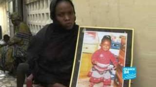 Lead kills children in Dakar