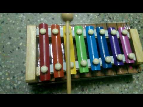 Latest Tamil songs in xylophone