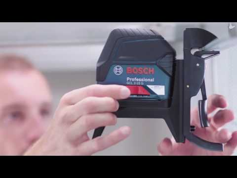 Bosch GCL215G Profesional haz verde Combi Láser 0601066J00