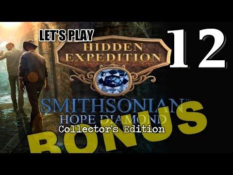 Hidden Expedition 6: Smithsonian Hope Diamond CE [12] w/YourGibs - BONUS CHAPTER 1/3
