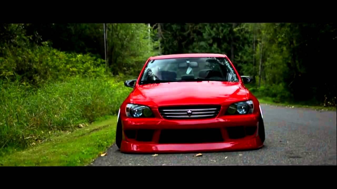 Тюнинг Toyota Altezza Is300 в стиле Stance Youtube