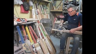 Meet the man who fixes bats for Tendulkar, Dhoni, Kohli and more