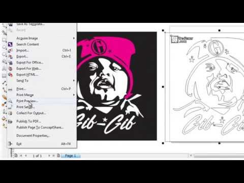 How to drawing vector line art lips and nose ( CorelDraw ) | Doovi