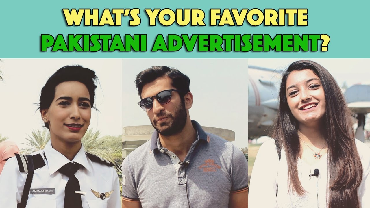 Bolo Pakistan | What's your favorite Pakistani Ad? | MangoBaaz