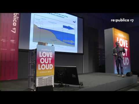 re:publica 2017 - Sebastian Unger: Advancing ocean governance for sustainability