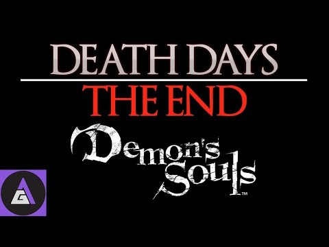 THE END OF DEMON'S SOULS