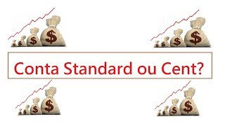 🔴💰💵Forex Consultor Expert BR - Conta Standard ou Cent?💵💰🔴