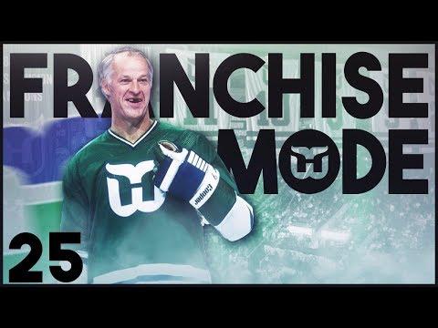 "NHL 18 - Hartford Whalers Franchise Mode #25 ""Vancouver"""