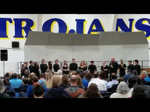 Fife High School District Choral Festival 2018 - Jazz Choir