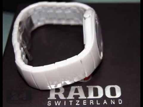 fb30af31cbe Rado True Jubile White Ceramic Mens Watch R2769... - With Loop ...