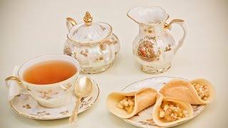 Блинчики арабские. Воскресный завтрак.