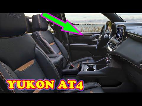 2021 gmc yukon at4 xl   2021 gmc yukon at4 diesel   2021 GMC Yukon AT4 Won't Offer Diesel Powerplant