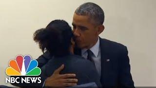 Man To Obama: