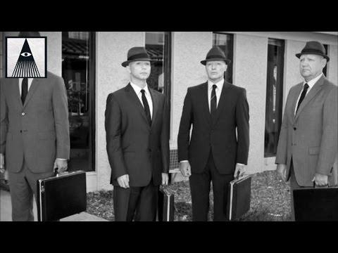 De echte Men in Black!?