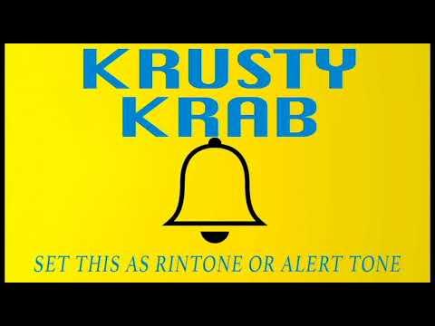 Latest iPhone Ringtone - Krusty Krab Ringtone