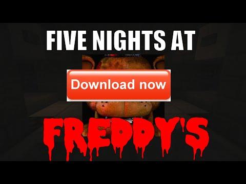Minecraft Xbox 360 - Five Nights at Freddy's