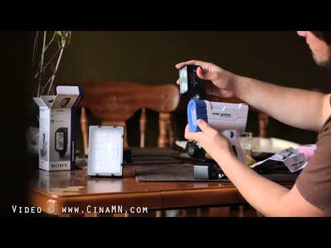 Unboxing for Brinkmann 800-2250-0 MaxFire Marine Dual Xenon Spotlight