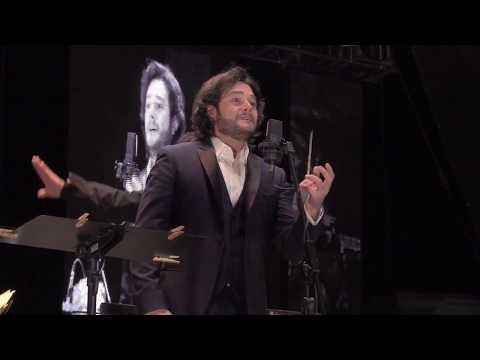 """Arturo Chacón-Cruz canta """"Amor, vida de mi vida"""" de la Zarzuela """"Maravilla"""""""
