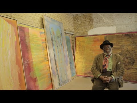 Frank Bowling – From Figuration to Abstraction   Artist Interview   TateShots