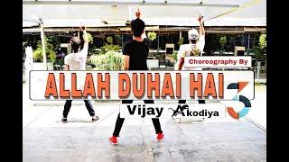 Allah Duhai Hai - Race 3 Dance Choreography BY | Vijay Akodiya | Aka V.j