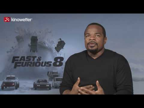 Interview  F. Gary Gray FAST & FURIOUS 8
