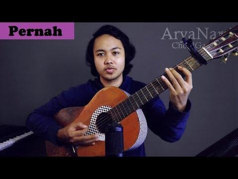 Chord Gampang (Pernah - Azmi) by Arya Nara (Tutorial Gitar)