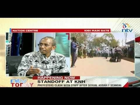 A governance analyst's reaction to the sexual assault scandal facing KNH